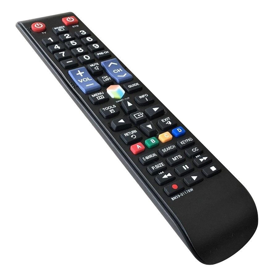 Remote Điều Khiển Dành Cho Smart TV, Internet TV, LED TV SAMSUNG BN59-01178W  - Hàng nhập khẩu