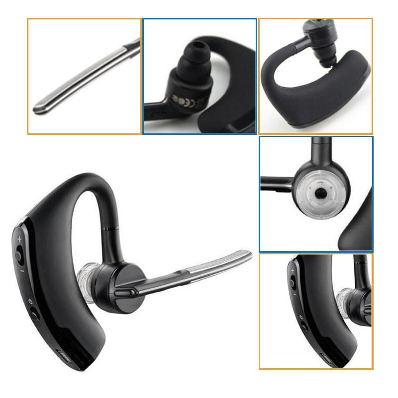 Tai Nghe Bluetooth MSTK 80 Pin Siêu Trâu, Chống Ồn, Chống Nhiễu Tốt (màu ngẫu nhiên)