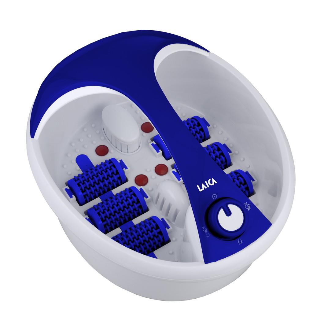 Bồn ngâm chân, massage đa năng Laica PC1018