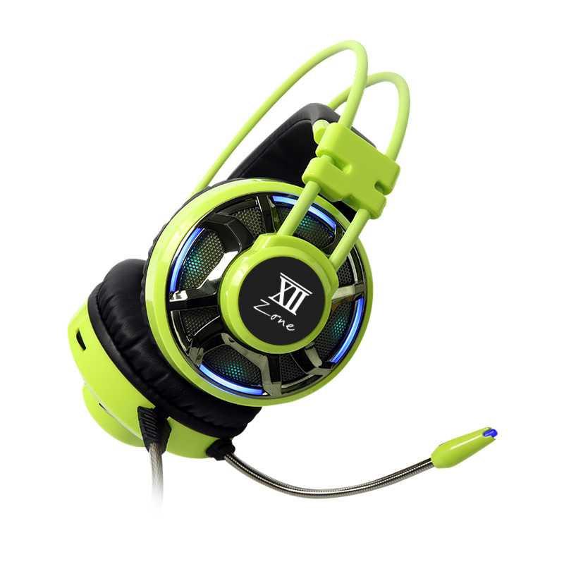 Tai Nghe Remax Gaming Headset LED dengan Mic - XII-G949 - Hàng Chính Hãng