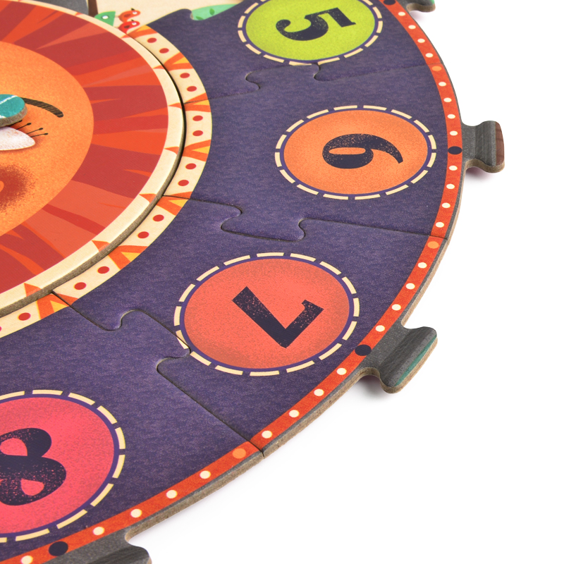 My Time Travel - Đồ chơi ghép hình Puzzle cho bé chính hãng Mideer