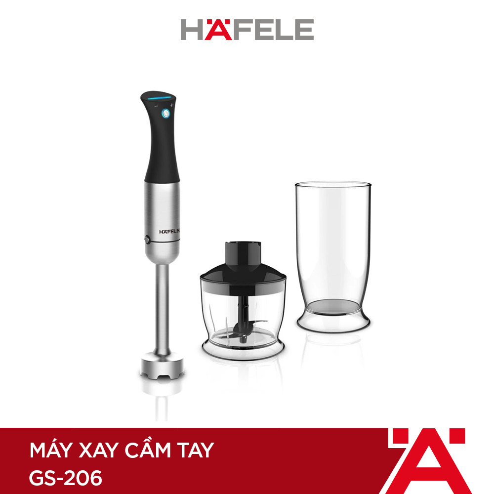 Máy Xay Cầm Tay Hafele GS-206 - 535.43.090 - 800W (Hàng chính hãng)