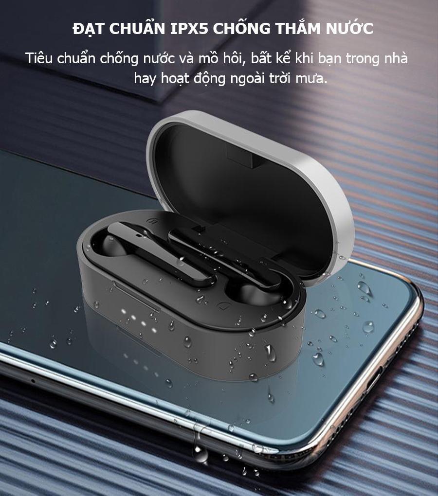 Tai nghe Bluetooth 5.0 - Công nghệ không dây đích thực