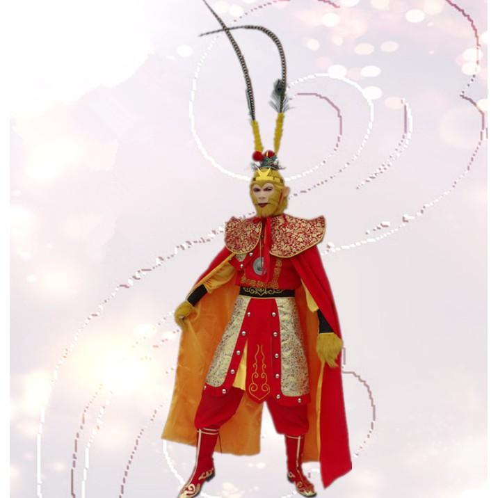 Trang phục Tôn Ngộ Không Tây Du Ký hóa trang