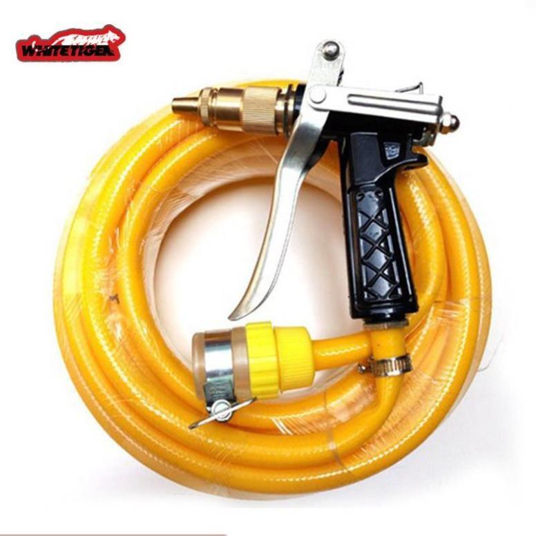 Bộ dây và Vòi xịt nước rửa xe thông minh làm sạch mọi thứ bằng nước áp lực cao với nhiều chế độ 236621-1