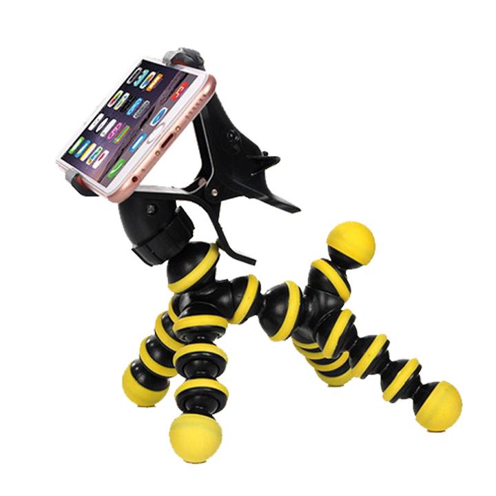 Giá đỡ điện thoại uốn dẻo đa năng - Màu ngẫu nhiên