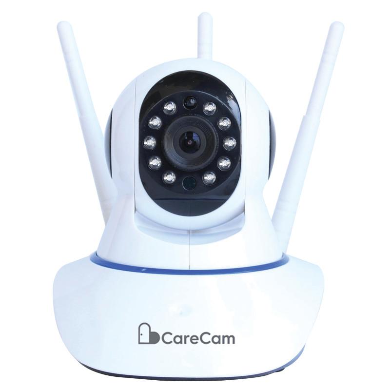 Camera Ip Wifi CareCam XFL200 HD 720P - Có Cổng USB Kết Nối Các Thiết Bị Khác - Hàng Nhập Khẩu