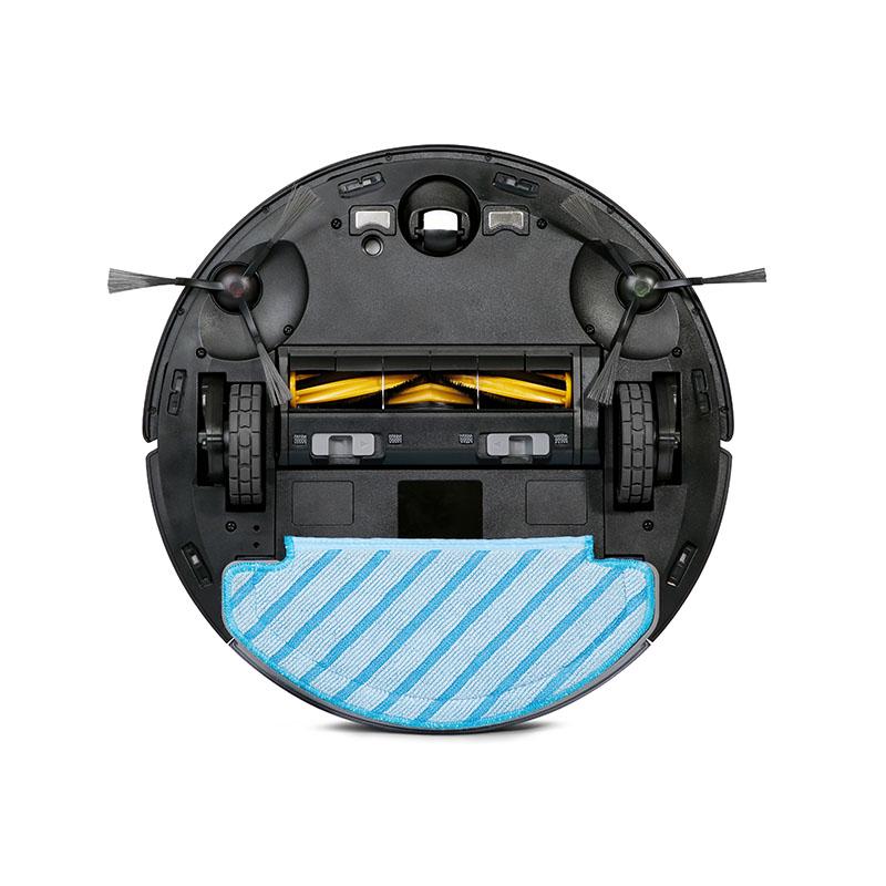 Robot hút bụi Ecovacs Deebot OZMO T8 - Hàng chính hãng