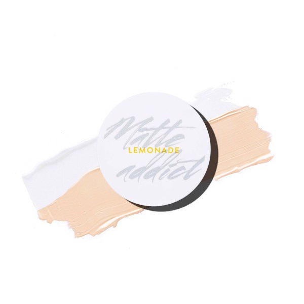 Lemonade Matte Addict Dual Cushion