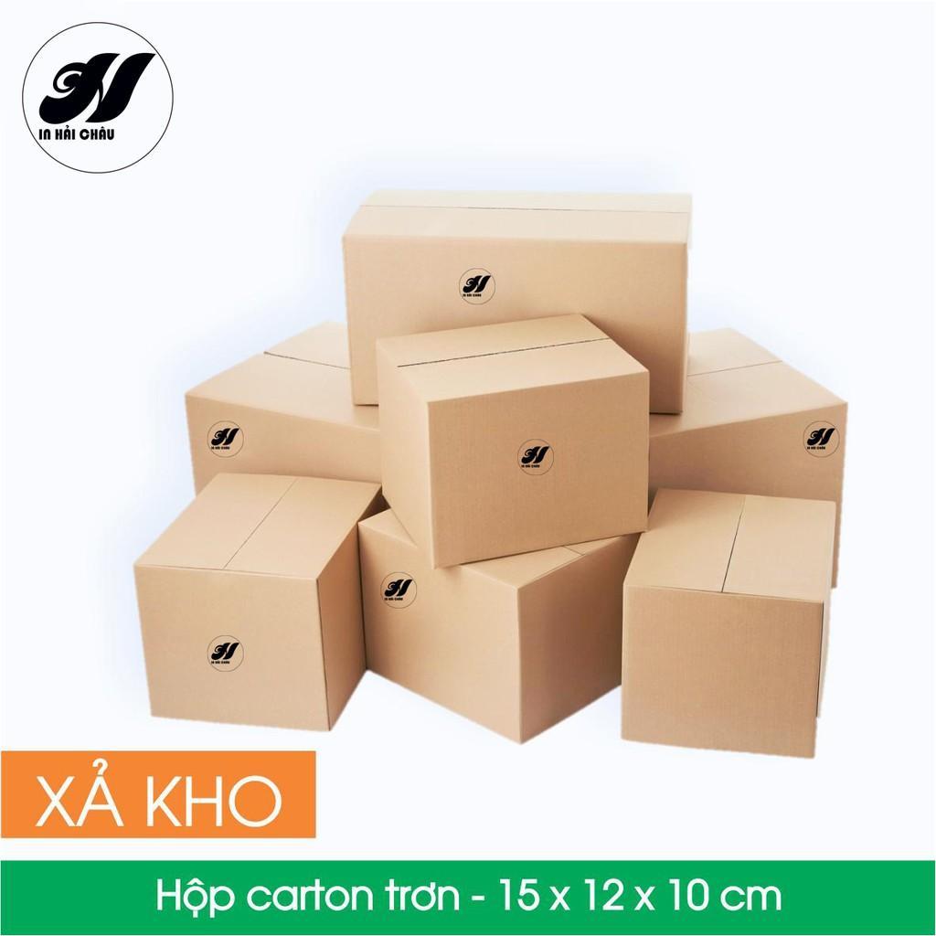 20 Hộp Carton, KT: 18x18x18cm, Hộp carton, Thùng carton, Hộp đóng hàng, Thùng đóng hàng, Hộp carton 3 lớp...