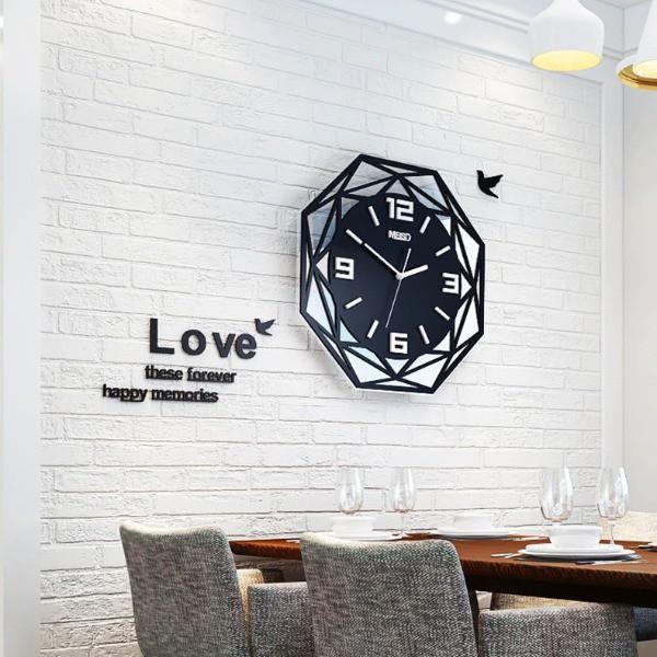Đồng hồ treo tường - tạo nét sang trọng cho không gian nhà bạn
