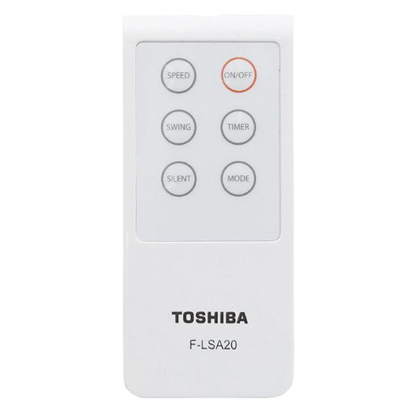 Quạt Đứng Toshiba F- LSA20(W)VN (60W) - Trắng - Hàng chính hãng