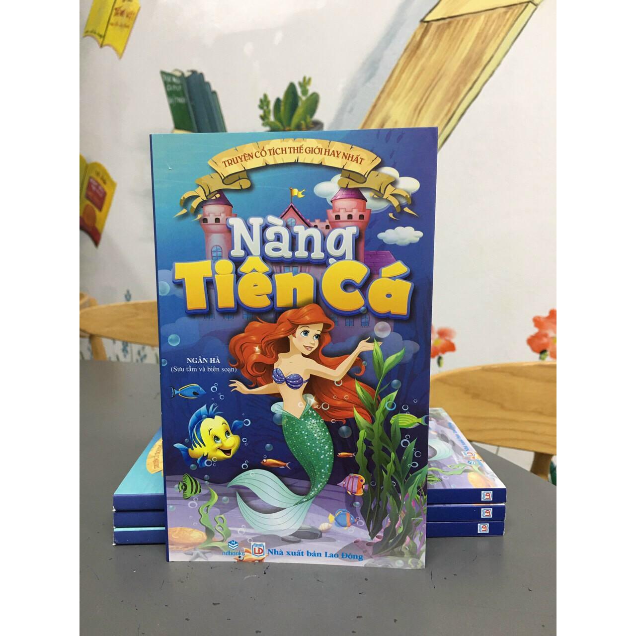 NDB - Truyện cổ tích thế giới hay nhất Nàng tiên cá
