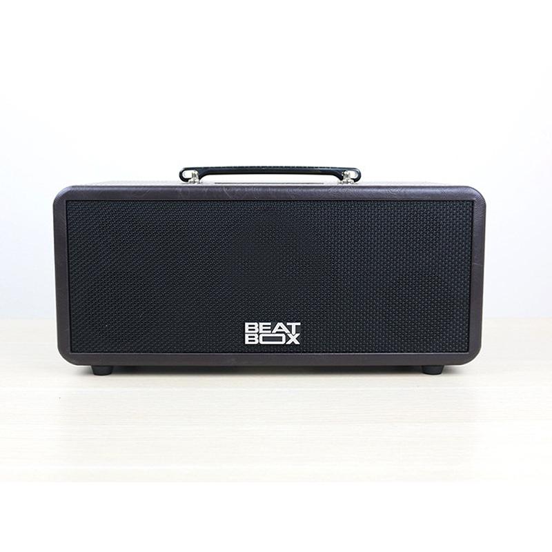 Dàn âm thanh karaoke di động mini Acnos BeatBox KS360ME - Hàng Nhập Khẩu
