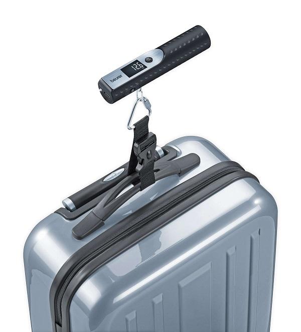Cân hành lý,kết hợp sạc dự phòng Beurer LS50