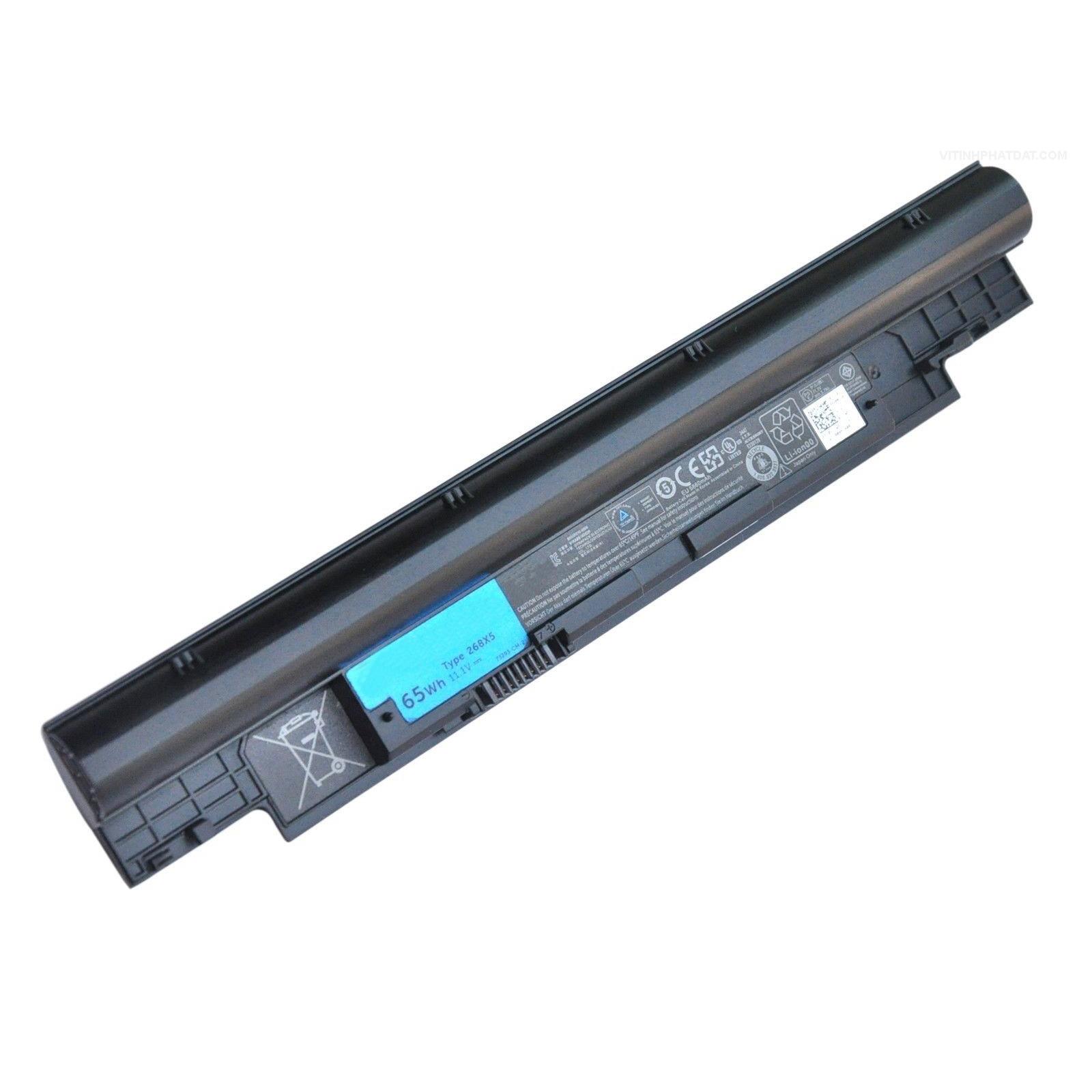 Pin dành cho Laptop DELL Inspiron N411z Vostro v131 - Hàng nhập khẩu