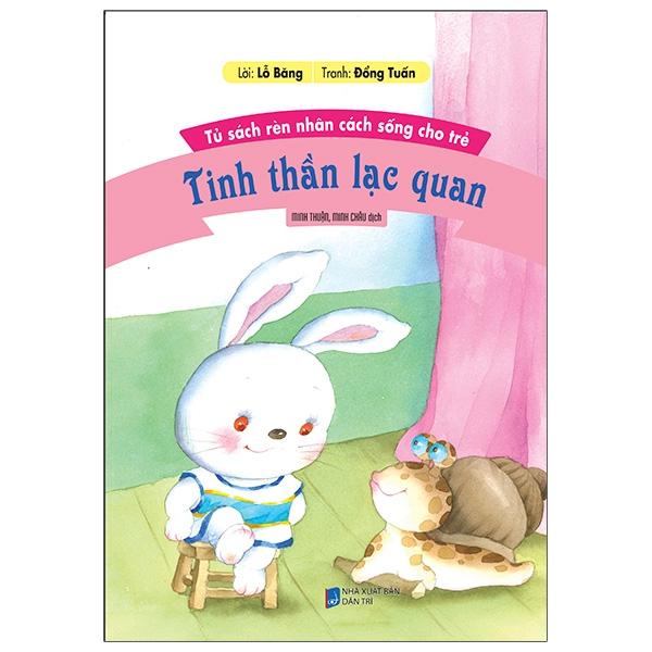 Tủ Sách Rèn Nhân Cách Sống Cho Trẻ - Tinh Thần Lạc Quan