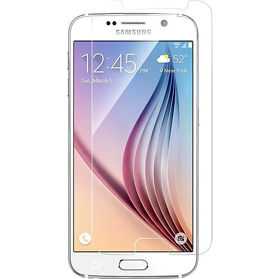 Tấm dán kính cường lực độ cứng 9H dành cho Samsung  S6 - KCL01