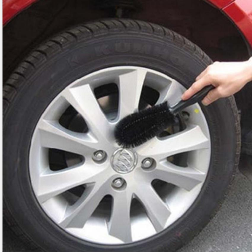 Bộ cọ rửa chăm sóc lốp và bánh xe ô tô đa năng tiện dụng 206157