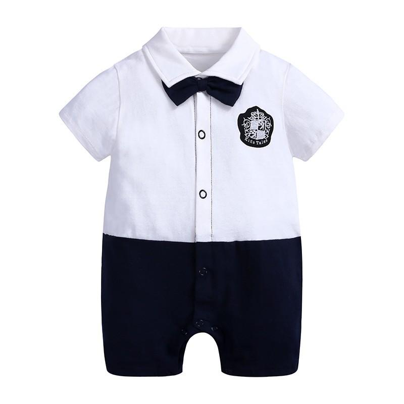 Bộ liền quần bé sơ sinh 0- 12 tháng
