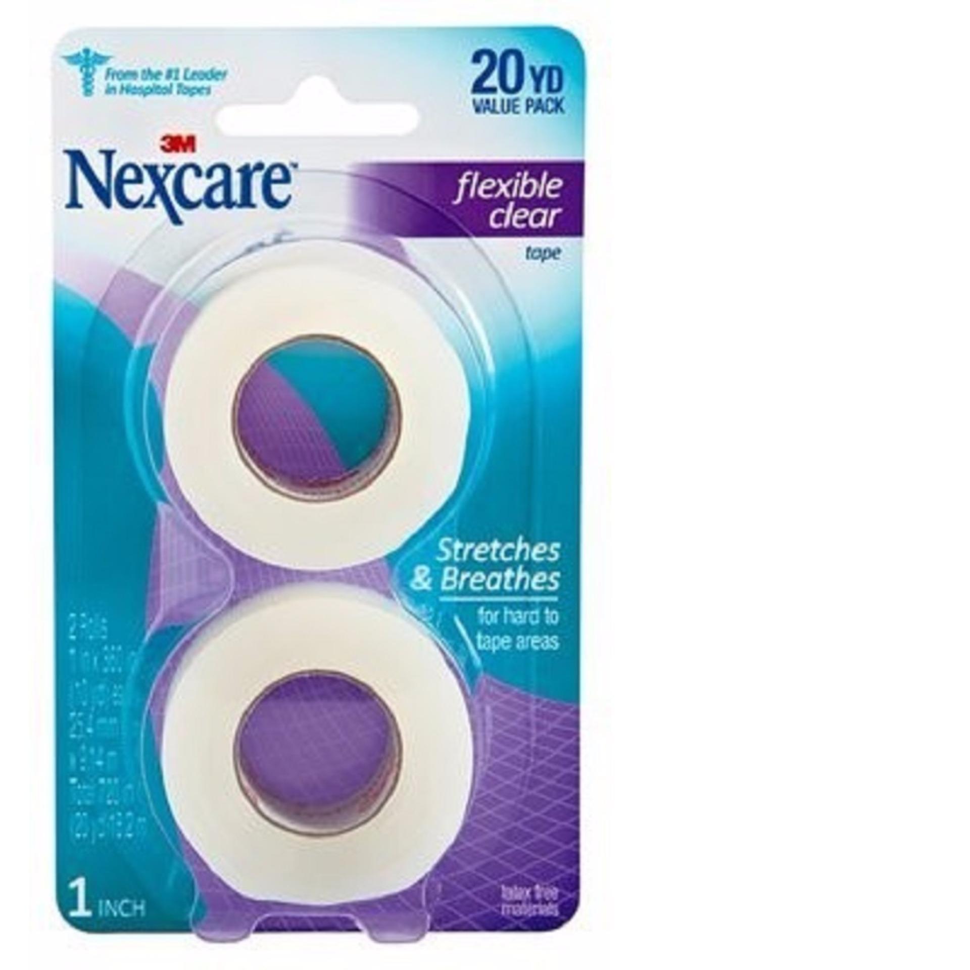 Băng keo y tế trong suốt Nexcare 771-2PK ( Vỉ 2 cuộn)