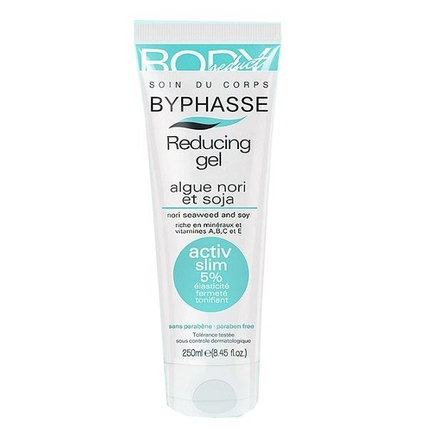 Gel tan mỡ và làm phẳng vùng bụng – Reducing gel Byphasse 250ml