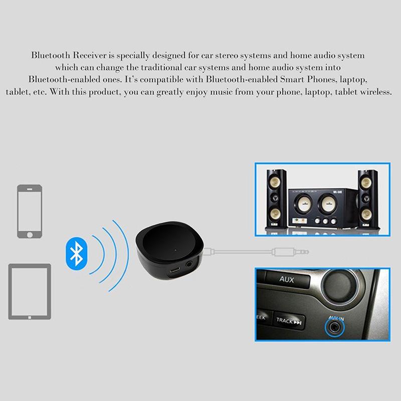 Thiết Bị Nhận Không Dây Bluetooth V4.1 B3501 AZONE