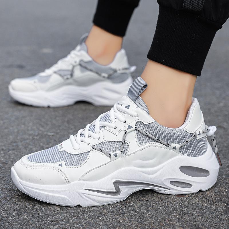 Giày Thể Thao Nam Sneaker Nâng Chiều Cao TB188
