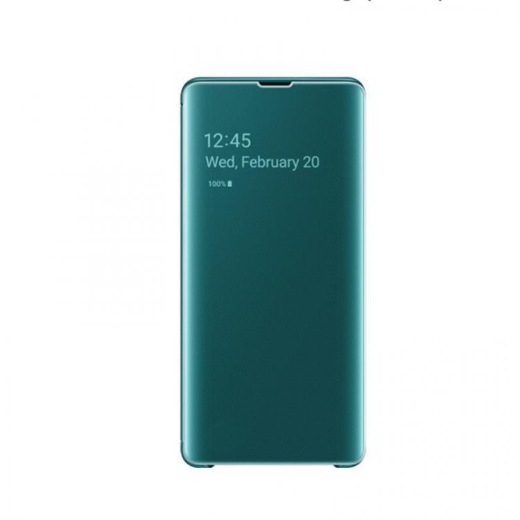 Bao da Clear view Galaxy S10 hiển thị thông minh