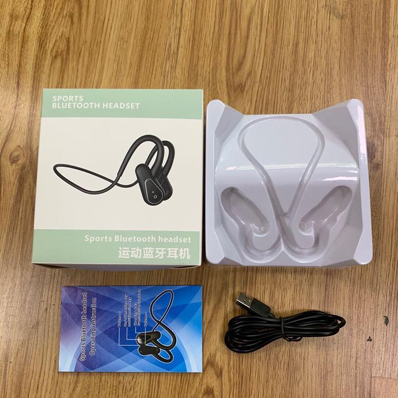 Tai Nghe Dẫn Xương A01 - Tai Nghe Nhét Tai Công Nghệ Bluetooth 5.0 - Hàng Nhập Khẩu