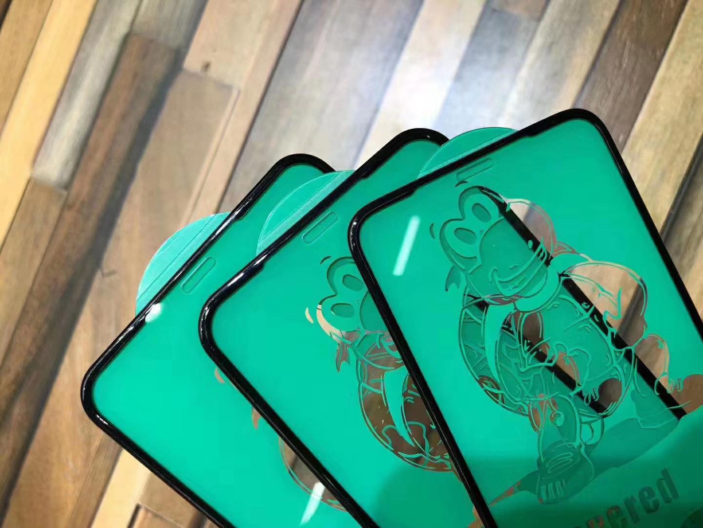 Kính Cường Lực Full Màn Hình Chống Vỡ Mép Dành Cho iPhone 11 / 11 Pro / 11 Pro Max- Handtown - Hàng Chính Hãng