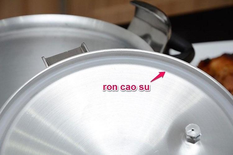 Ron cao su dành cho nồi áp suất điện từ 3L đến 6L
