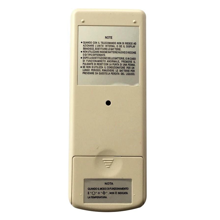 Remote Điều Khiển Máy Lạnh, Máy Điều Hòa Hitachi RAR-3U3