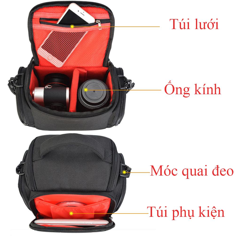 Túi đựng máy ảnh D11