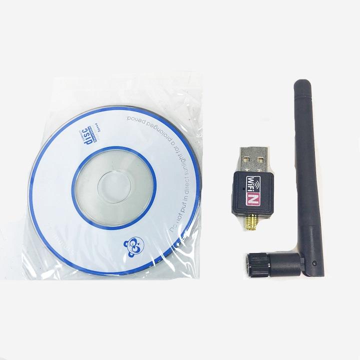 USB thu sóng wifi có anten 802.11n