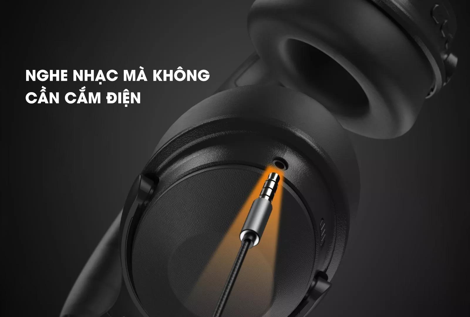 Tai nghe chụp tai Remax WK RB-M5 - Hàng chính hãng