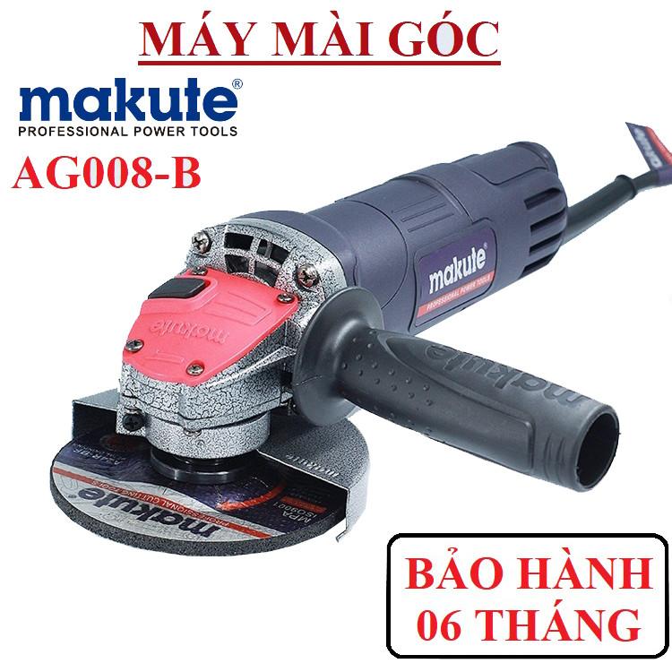 Máy mài Makute AG008-B - Máy mài góc công suất 850W - Máy mài công nghệ Nhật Bản