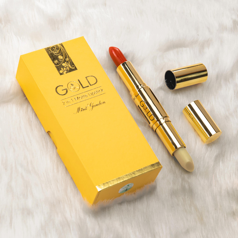 Son Gold 2 Đầu Mini Garden