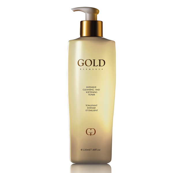 Nước cân bằng Gold Elements Intensive Cleaning and Softening Toner