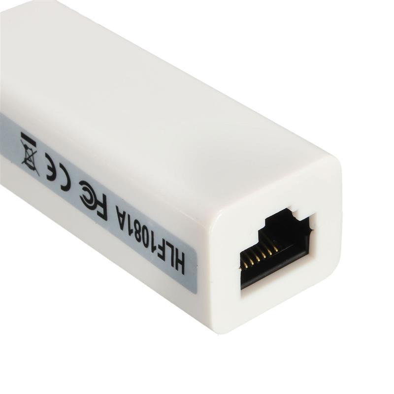 Cáp Chuyển Đổi  Cổng USB ra LAN RJ45 USB 2.0