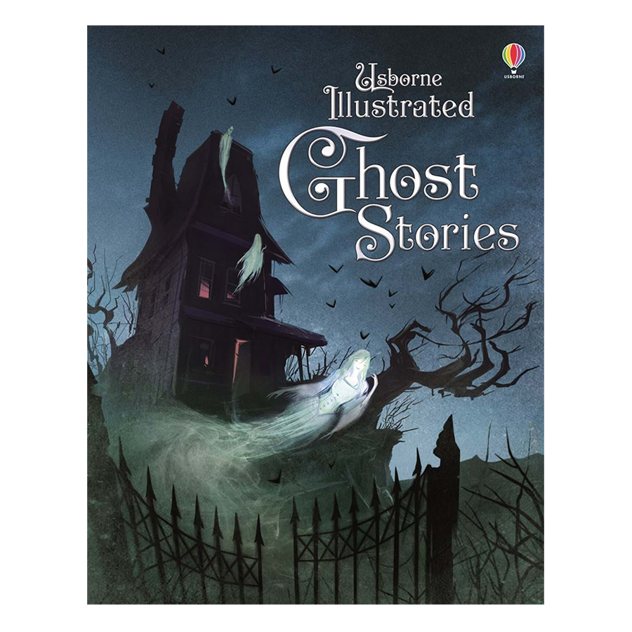 Usborne Illustrated Ghost Stories