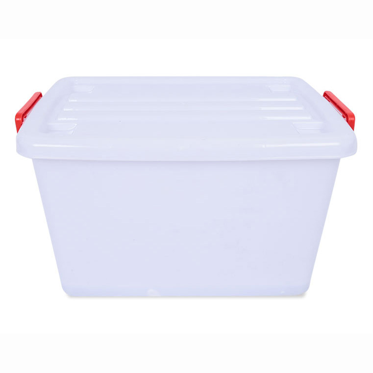 Thùng vuông 220 lít Duy Tân 853 (102 x 60.5 x 46 cm) giao quai màu ngẫu nhiên thùng đựng thực phẩm đồ đa năng