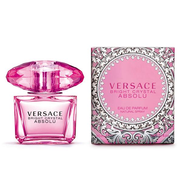 Nước Hoa Nữ Versace Bright Crystal Absolu - Eau De Parfum (90ml)