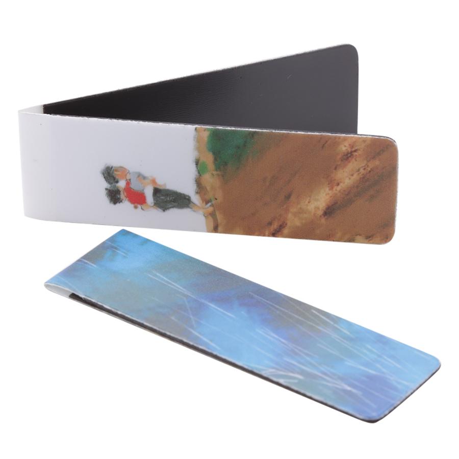Bộ Bookmark Nam Châm Kính Vạn Hoa Làm Bạn Với Bầu Trời