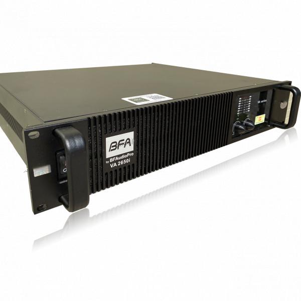 Main công suất (cục đẩy) 2 kênh BFAudioPro VA2650i - Hàng Chính Hãng