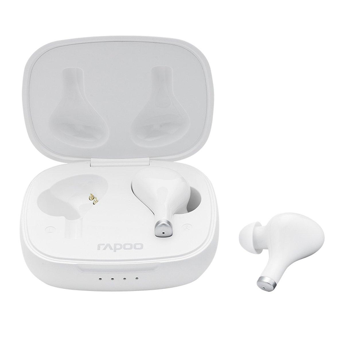 Tai nghe nhét tai không dây Rapoo i300 - Hàng chính hãng