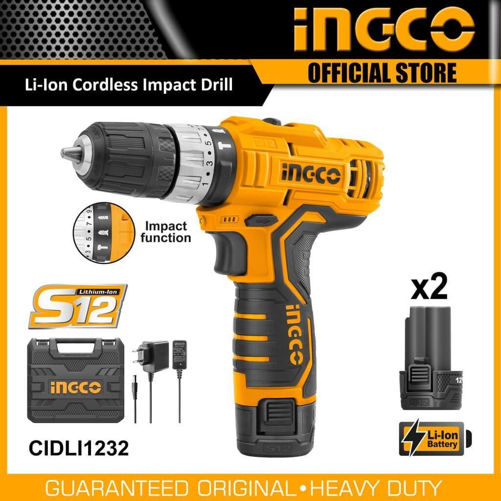 INGCO_Máy khoan CIDLI1232