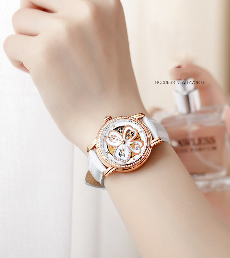 Đồng hồ nữ  Teintop T7806-2 chính hãng Mỹ