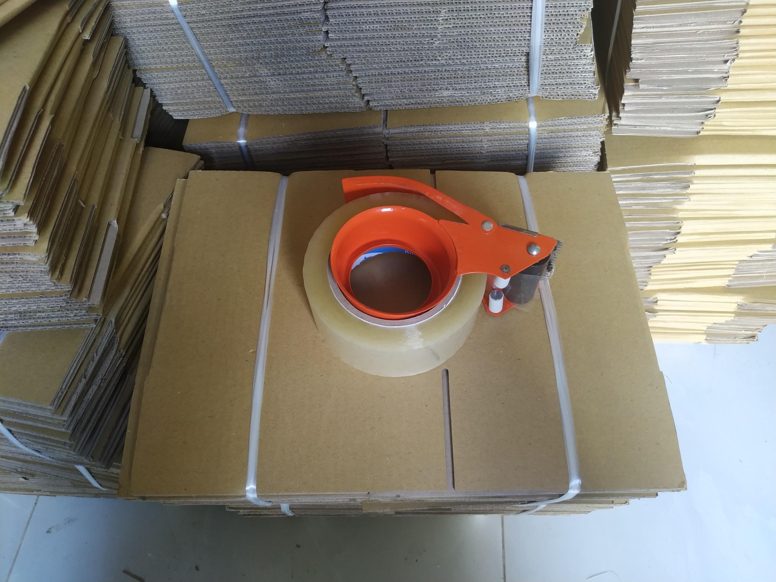 Thùng Carton 16x12x6cm Bộ 100 Hộp carton