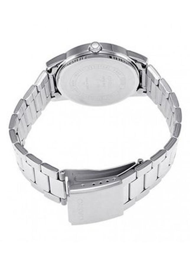 Đồng hồ Nữ Casio dây Kim loại kính Cứng LTP-1303D-4AVDF